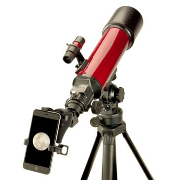 Carson Redplanet 25 - 56x80mm Refractor Telescope W/smartphone Adapter Save 34% Brand Carson.