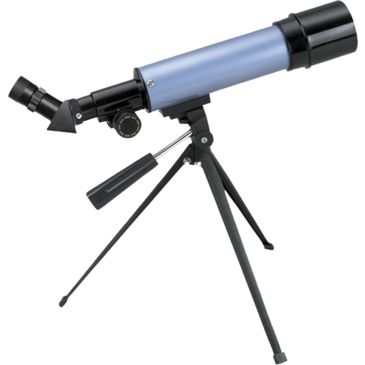 Carson 50mm Refractor Telescope With Tabletop Tripod Mtel-50 Save 43% Brand Carson.