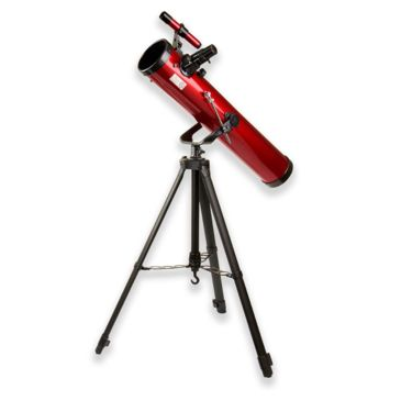 Carson Red Planet Rp-100 Newtonian Reflector Telescope Save 32% Brand Carson.