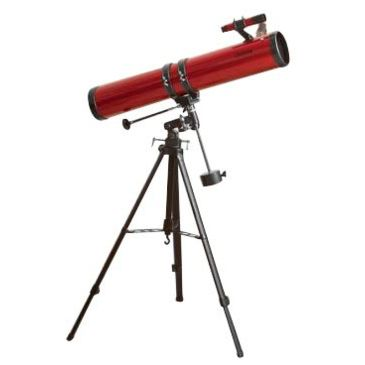 Carson Rp-300 Red Planet Newtonian Reflector Telescope W/ Equatorial Mount Save $35.47 Brand Carson.