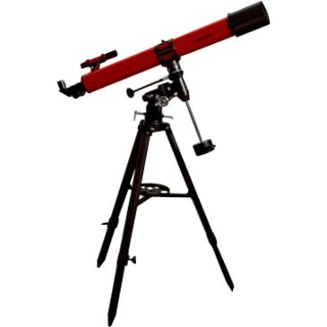 Carson Rp-400 Red Planet Refractor Telescope W/ Equatorial Mount Save 39% Brand Carson.