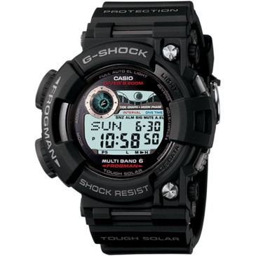 Casio Tactical Frogman Solar Powered Dive Timer Watch Brand Casio Tactical.