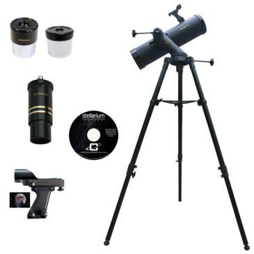 Cassini Fh-102tr 640x102mm Astronomical Reflector Telescope Kit Save 43% Brand Cassini.