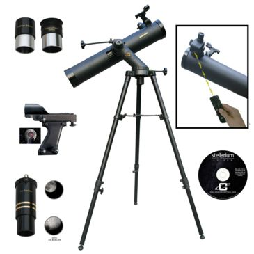 Cassini Astronomical Reflector Telescope, W/electronic Focus Save 48% Brand Cassini.