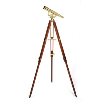 Celestron Ambassador 50mm 15-45x Brass/mahogany Telescope Save 38% Brand Celestron.