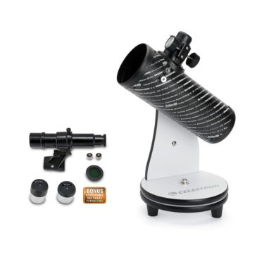 Celestron Firstscope Telescope 21024 Reflector 76mm Tabletop Telescopescoupon Available Save Up To 34% Brand Celestron.