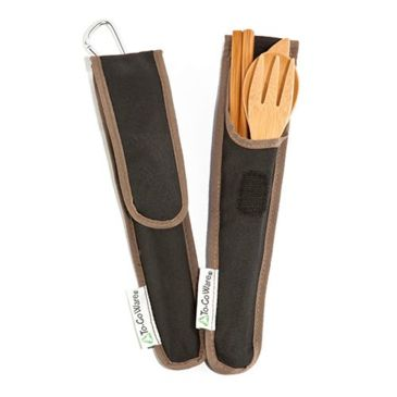 Chicobag Togoware Utensil Set, Hijiki Save $1.00 Brand Chicobag.