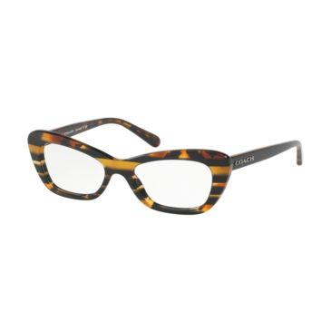 709e461b9cd2 💥 Cheap Coach Hc6108 Single Vision Prescription Eyeglasses Brand Coach