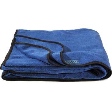 Cocoon Fleece Blanket, Blue Pacific Brand Cocoon.
