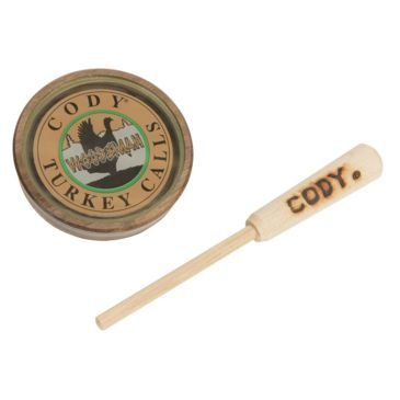 Cody Woodsman Glass Call Save 18% Brand Cody.