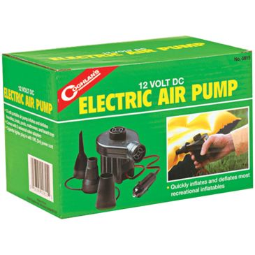 Coghlans Electric Air Pump Save Up To 36% Brand Coghlans.