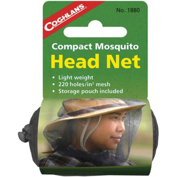 Coghlans Compact Mosquito Head Net Save 29% Brand Coghlans.