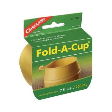 Coghlans Fold-A-Cup Hold 7 Ounces 8309c Brand Coghlans.
