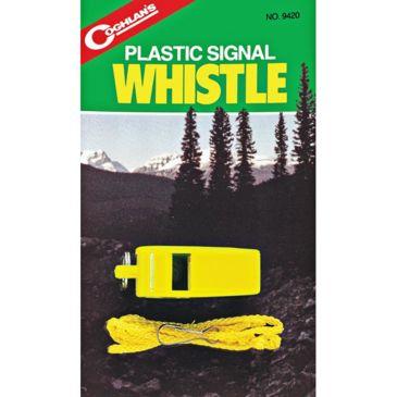 Coghlans Plastic Signal Whistle Save 21% Brand Coghlans.