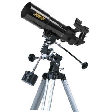 Coleman Astrowatch D80mmx400mm Refractor Telescope Save 26% Brand Coleman.