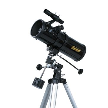 Coleman Astrowatch D114mmx500mm Reflector Telescope Save 21% Brand Coleman.