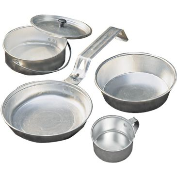 Coleman Outdoor Aluminum Mess Kit Save 22% Brand Coleman.