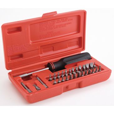 Dac Technologies 31 Piece Professional Screwdriver Set In Molded Case Gsd031 Save 21% Brand Dac Technologies.