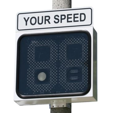 Decatur Onsite 75 Speed Sign Save Up To $200.00 Brand Decatur Electronics.