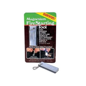 Doan Magnesium Fire Starting Tool Save 16% Brand Doan.