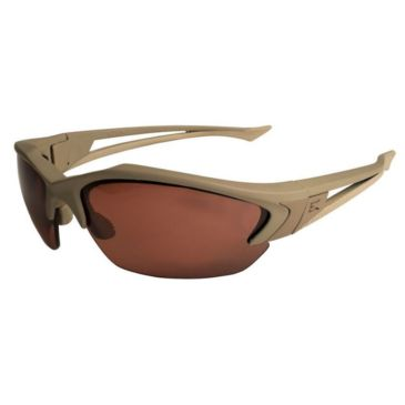 Edge Eyewear Acid Gambit Desert Sand Shooting Glasses Kit Brand Edge Tactical.
