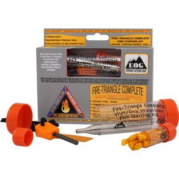 Epiphany Outdoor Gear Weatherproof Fire - Triangle Starting Kit Brand Epiphany Outdoor Gear.