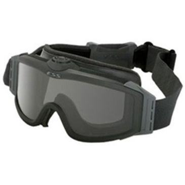 Eye Safety Systems Inc. Asian-Fit Profile Turbofan Goggles, Blackfree 2 Day Shipping Save 10% Brand Ess.