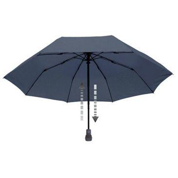 Euroschirm Light Trek Automatic Umbrella, Navy Save 12% Brand Euroschirm.