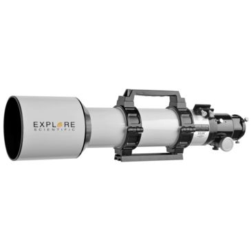Explore Scientific Ed102 Classic White Air Spaced Triplet, 714mm Focal Length Save 55% Brand Explore Scientific.