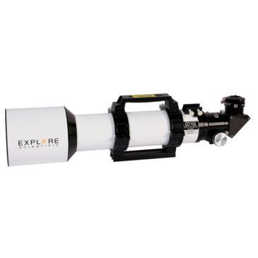 Explore Scientific Ed102 Classic White Essential Series F/7 Air Spaced Triplet Kit Save 55% Brand Explore Scientific.