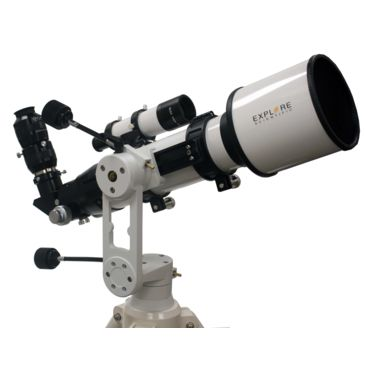 Explore Scientific Ar127 F/6.5 Air-Spaced Doublet Refractor With Twilight 1 Tripod Assembly Save 55% Brand Explore Scientific.