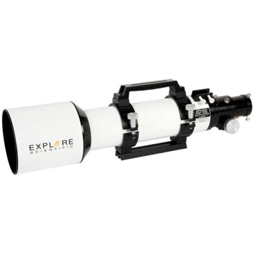 Explore Scientific Ed 102 Classic White Essential Series Triplet Refractor Telescopefree Gift Available Save 55% Brand Explore Scientific.