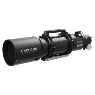 Explore Scientific Ed102 Carbon Fiber F/7 Air Spaced Triplet With Hoya Fcd100, 714mmfree Gift Available Save 55% Brand Explore Scientific.