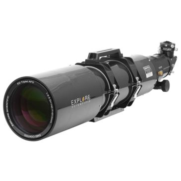 Explore Scientific Fpl-53 Carbon Fiber Ed140 F/6.5 Apo Triplet Refractor W/ Ohara Fpl53 Optics And Starlight True 3in Focuser Save 55% Brand Explore Scientific.