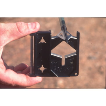 Diamond Arrow Sharp Broadhead Blade Sharpner