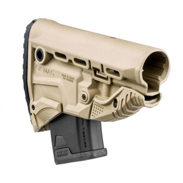 Fab Defense Ak-47 Survival Buttstock W/built-In Magazine Carrierkiller Deal  Save 25% Brand Fab Defense