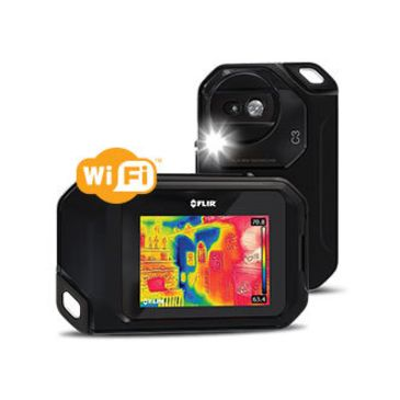 Flir Instruments Flir C3 Compact Professional Thermal Cameracoupon Available Brand Flir Instruments.