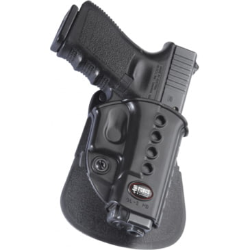 Details about  /Fobus Glock 17,19,22,23,31,32,34,35,Walther Pk 380 Right Hand Belt Holster