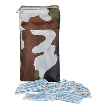 Fox Outdoor Chlor-Floc Water Purification Save 26% Brand Fox Outdoor.