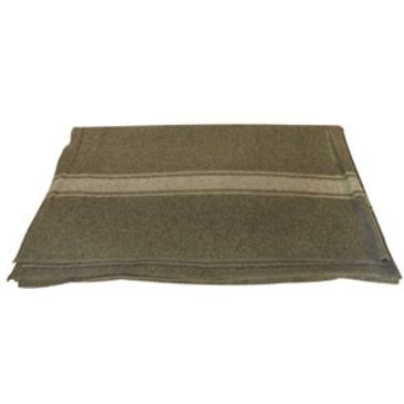 Fox Outdoor Italian Army Style Wool Blanket Save 22% Brand Fox Outdoor.