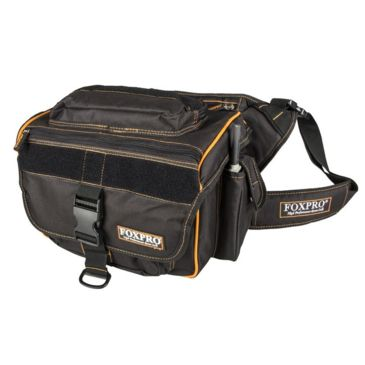 Foxpro Carry Case With 12 Zipper Pockets Save 50% Brand Foxpro.