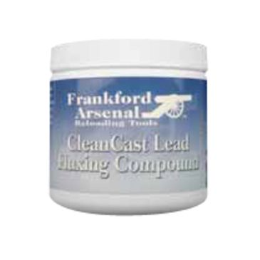 Frankford Arsenal Cleancast Lead Flux - 1 Lb 441888 Save 33% Brand Frankford Arsenal