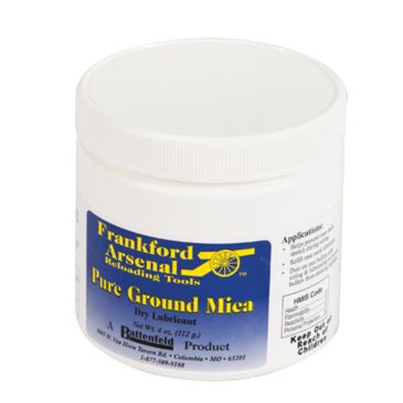 Frankford Arsenal 4 Oz Jar Of Fine Powdered Mica Save 25% Brand Frankford Arsenal.