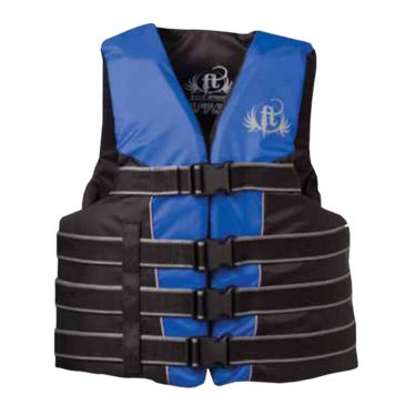 Full Throttle Adult Dual-Sized Nylon Water Sports Vest Brand Full Throttle.