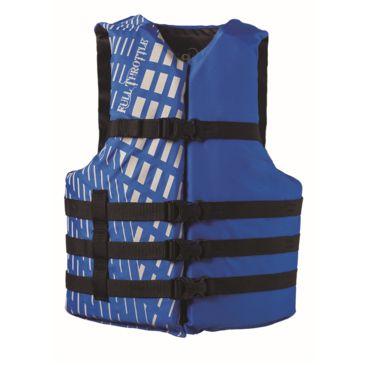 Full Throttle Full Throttle Adult Universal Nylon Water Sports Vest Save 22% Brand Full Throttle.