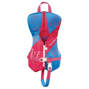 Full Throttle Infant Hinder Rapid-Dry Vest W/flexible Back Brand Full Throttle.