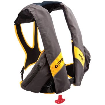 Full Throttle Manual Inflatable Pfd Brand Onyx.