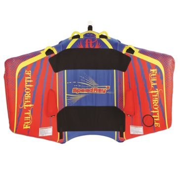 Full Throttle Speed Ray 2 - 1 To 2 Riders Save 23% Brand Full Throttle.