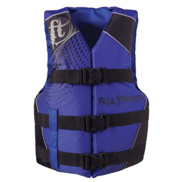 Full Throttle Teen Nylon Water Sports Vest Brand Full Throttle.