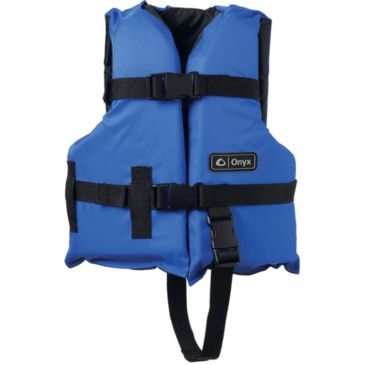 Full Throttle Universal General Purpose Life Vest, For Children, Nylon, Foam Save 29% Brand Full Throttle.